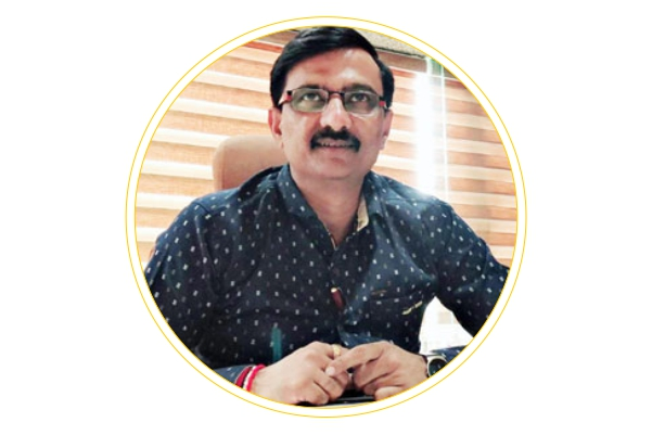 Haresh Kacha Director Of Natural Storage Solutions pvt.Ltd.