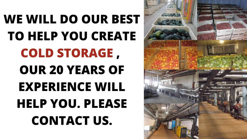 controlled atmosphere cold storage business