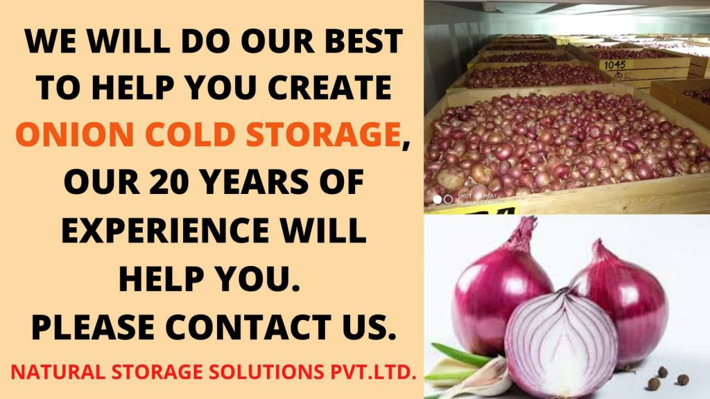 Onion Cold Storage By Natural Storage Solutions Pvt.Ltd.