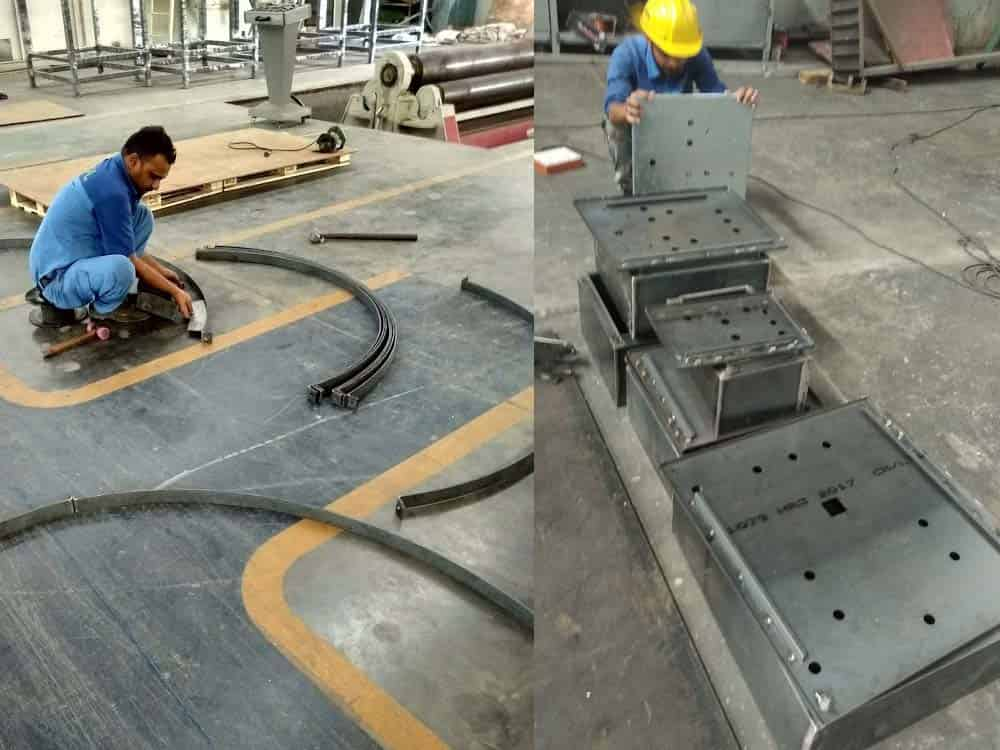 Fabrication And Erection